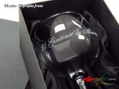 Copa Balón Gin-Tonic grabada a láser