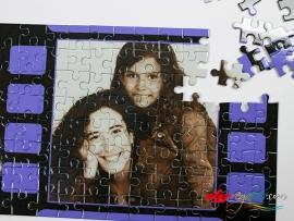 Puzzle personalizado de 96 piezas