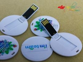 Coin card - Memoria usb con forma de moneda