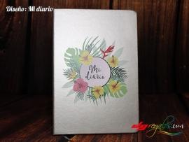Mi diario - Gris