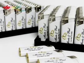 Mecheros - Encendedores personalizados para bodas